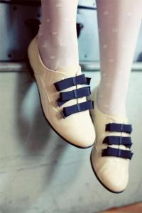 These flats from Rachel Antonoff are my latest find, and I am in love with these.